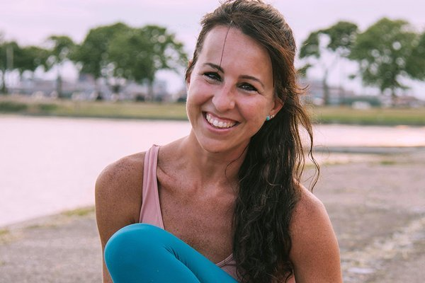 Episode 57: Lauren Laudani – Yoga, Mindfulness, Stoicism & Starting Over at Age 36